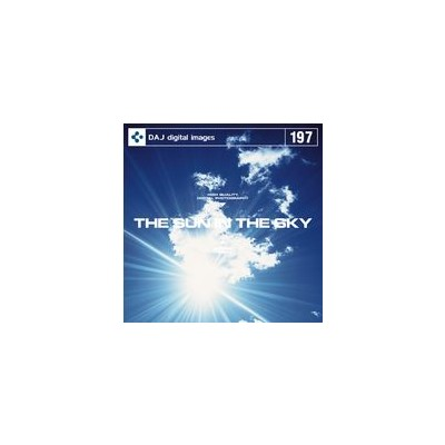 【特価】DAJ 197 THE CLOUD IN THE SKY【メール便可】