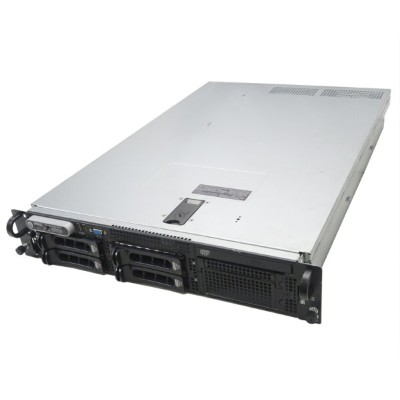 DELL PowerEdge 2950 II Xeon 5110 1.6GHz*2 8GB 160GBx4台(SATA3.5インチ/RAID5構成) DVD-ROM PERC 5/i 【中古】...