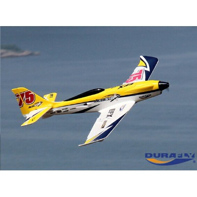 Durafly EFX Racer High Performance (PnF) - Yellow Edition