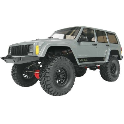 AXIAL SCX10 II 2000 ジープチェロキー4WD RTR(Axial Racing 1/10 SCX10 II Jeep Cherokee 4x4 RTR)AX90047