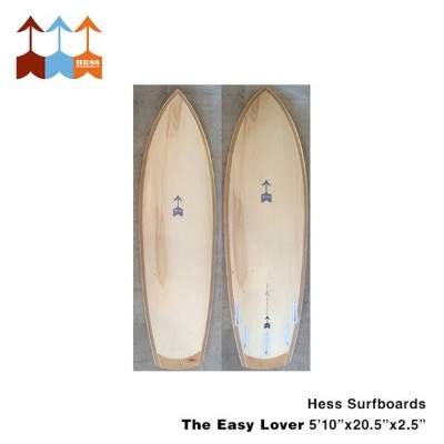 10%OFF hess Surfboards サーフボード The Easy Lover