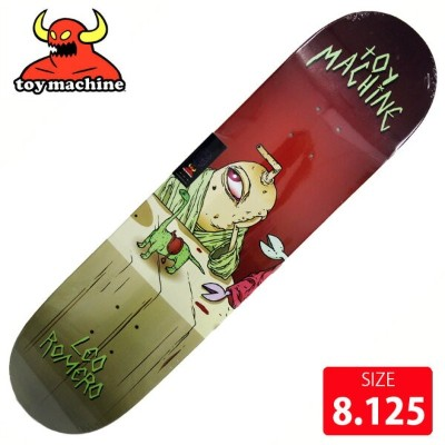 TOYMACHINE トイマシーン デッキ ROMERO LAST SUPPER DECK 8.125 TMD-149 スケートボード skateboard