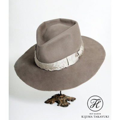 【SPECIAL PRICE!】KIJIMA TAKAYUKI / キジマ タカユキ COEUR クール : Beaver Felt Hat - ARKnets exclusive model - ...
