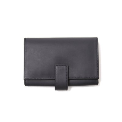SETTLER / セトラー : Zip Coin Purse with Tab : ウォレット 財布 : OW9696-BLK【STD】