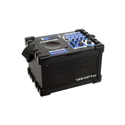 VocoPro 100Wステレオ All-in-one 携帯PAシステム JAMCUBE