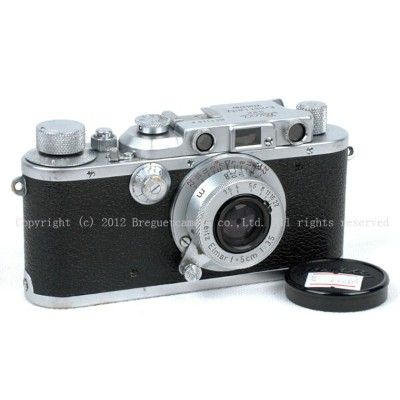 ★珍品★Leica I a elmex upgraded to IIIa+leitz elmar 50mm f3.5