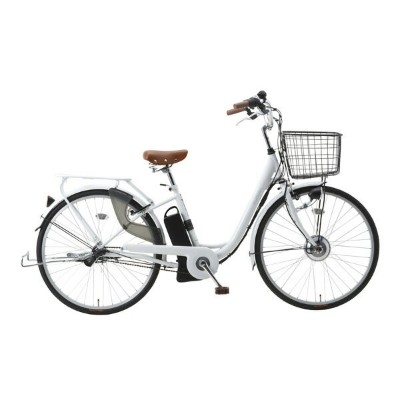 SUISUI 26インチ電動アシスト軽快車 3段変速