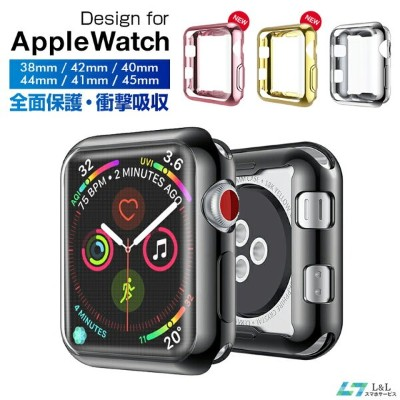 Apple Watch Series 4 ケース 40mm Apple Watch カバー 44mm Apple Watch Series 3 42mm アップルウォッチ シリーズ4 ケース...