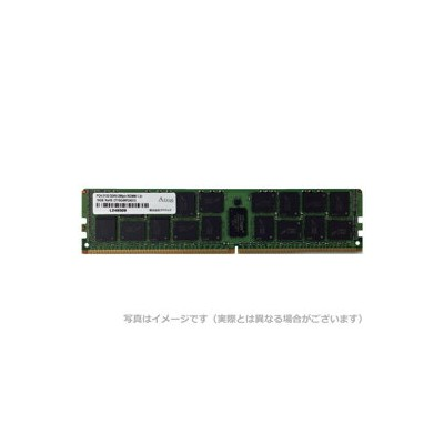 アドテック サーバ用増設メモリ DDR4-2666 RDIMM 16GB 1R ADTEC ADS2666D-R16GSRDIMM DDR4 SDRAM (PC4-2666 288pin...