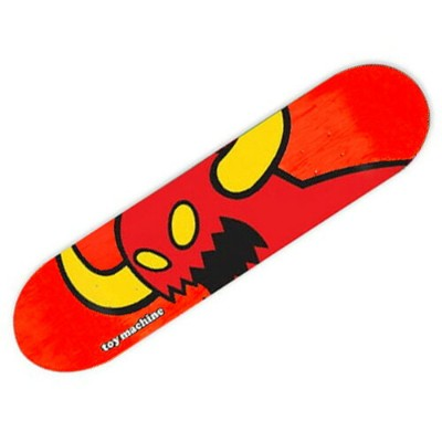 【トイマシーン デッキ】TOY MACHINE Deck VICE MONSTER 8.125x31.68●
