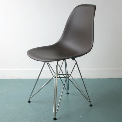 E1-6 Herman Miller ハーマンミラー Eames Shell Side Chairs イームズシェルサイドチェア DSR/ジャバ DSR.475BE8【送料無料】_dp05