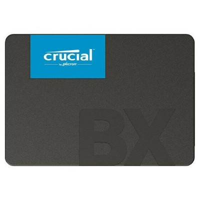 Crucial Micron製 内蔵SSD 2.5インチ BX500 120GB (3D NAND /SATA 6Gbps) CT120BX500SSD1