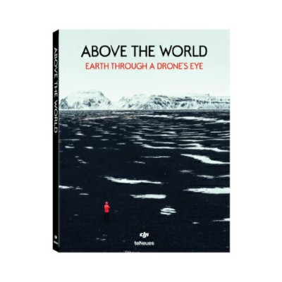 DJI 10th Anniversary Book (JP) ABOVE THE WORLD:ドローンで一望した地球 ゆうパック