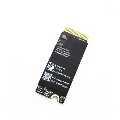 BCM943602CS 802.11a/b/g/n/ac 1300Mbps+ Bluetooth 4.0 AirPort Extreme対応内蔵無線Lanカード for Apple Macbook...