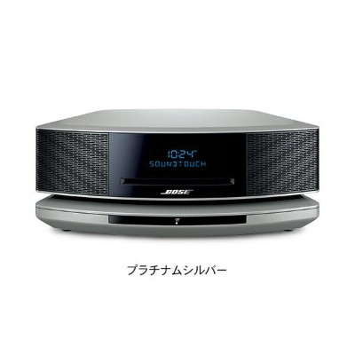 Bose Wave SoundTouch music system IV / Bluetooth / ブルートゥース / Wi-Fi / ワイヤレス / スピーカー / ウェーブシステム