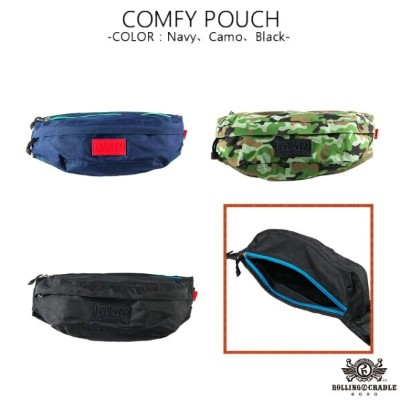 ROLLING CRADLE ローリングクレイドル COMFY POUCH
