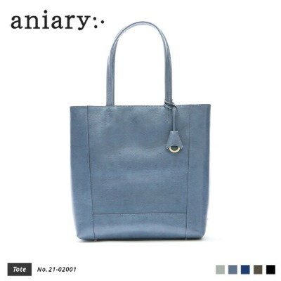 【aniary アニアリ】Inheritance Leather インヘリタンスレザー 牛革 Tote トートバッグ 21-02001 [送料無料]
