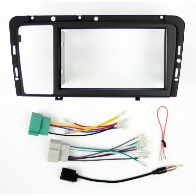 [AVC]2DIN カーナビ取付キット-VOLVO(ボルボ)V70/S60(05y-07y)