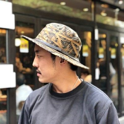 "FILSON ×MOSSY OAK / TIN CLOTH PACKER HAT Mossy Oak ""Shadowgrass"""