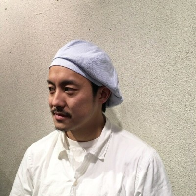 Yarmo / Cotton Beret made in JAPAN ヤーモ ベレー帽