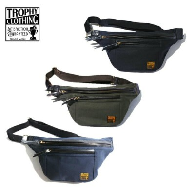 TROPHY CLOTHING【トロフィークロージング】デイトリップバッグ Day Trip Bag