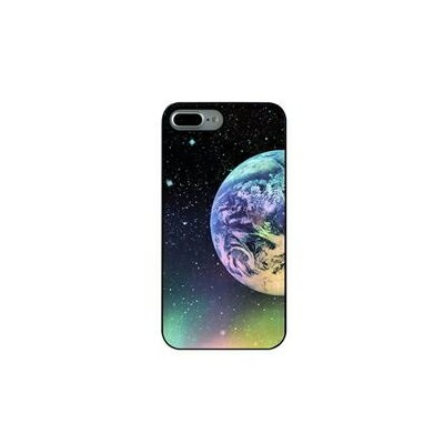 その他 Dparks iPhone8Plus/7Plus Twinkle Case Earth Right ds-2135600