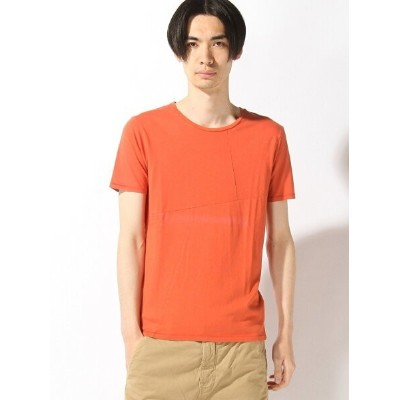 【SALE/40%OFF】nudie jeans nudie jeans/(M)Ove_SS-Tシャツ ヌーディージーンズ / フランクリンアンドマーシャル カットソー Tシャツ ネイビー グレー...
