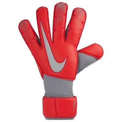 ナイキ Nike ユニセックス サッカー グローブ【Vapor Grip 3 Goalkeeper Gloves】Lt Crimson/Wolf Grey/Pure Platinum