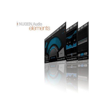 NUGEN Audio Stereopack Elements 【オンライン納品専用】
