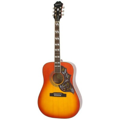 Epiphone by Gibson 《エピフォン》 Hummingbird PRO Faded Cherry Burst 【数量限定エピフォン・アクセサリーパック・プレゼント】