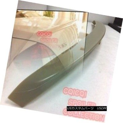 エアロパーツ Painted MERCEDES BENZ 07-12 W221 S class trunk spoiler color: 775 silver ◎ 塗装済みメルセデスベンツ07-12...