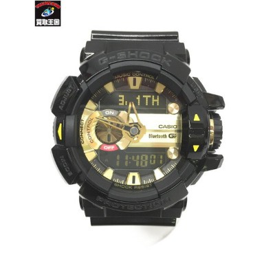 CASIO G-SHOCK C-HR GBA-400【中古】[▼]