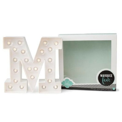 American Crafts アメリカンクラフト MARQUEE マーキーレター マーキーライト M 369092