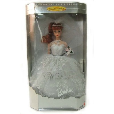 ウェディングデー・バービー Wedding Day Barbie 1961 FASHION AND DOLL REPRODUCTION バービーフィ