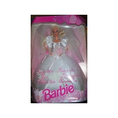 Romantic Bride Barbie-1992