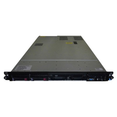 HP ProLiant DL360 G6 504634-291【中古】Xeon E5504 2.0GHz/4GB/72GB×2