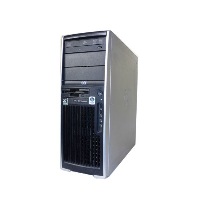 HP WorkStation XW4550 中古ワークステーションAMD Opteron 1216 2.4GHz/2GB/250GB/WindowsXP