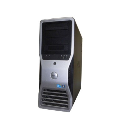 Windows7 Pro 64bit 中古ワークステーション DELL PRECISION T7500 Xeon E5645 2.4GHz×2/96GB/1TB/Quadro 4000