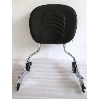 シーシーバー BACKREST SISSYバー4ハーレー・トーキング・ロード・キング09-16 GLIDE STREET ELECTRA FLHT BACKREST SISSY BAR 4...