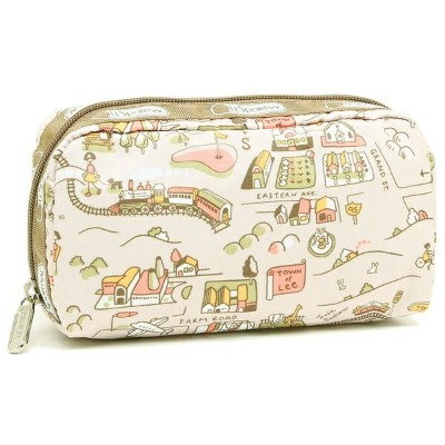 LESPORTSAC ポーチ レディース レスポートサック 6511 D221 HOME TOWN