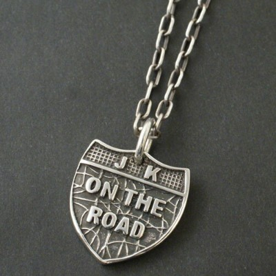 Flash Point JK ON THE ROAD NECKLACE