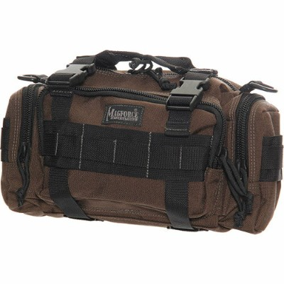 マグフォース MAGFORCE Proteus Waistpack DARKBROWN MF-0402