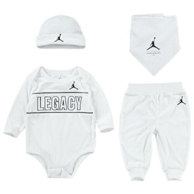 【海外限定】ジョーダン jordan blessed boxed set boys infant