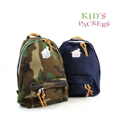 "FREDRIK PACKERS(フレドリックパッカーズ)キッズ リュック デイパック バックパック ""DAY PACK KIDS""・DAYPACK-KIDS-3411702【キッズ】【JP】"