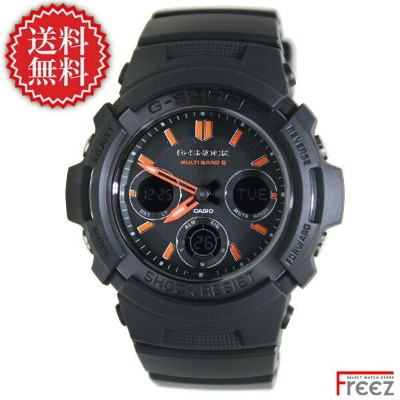 CASIO G-SHOCK メンズ 腕時計 電波ソーラー FIRE PACKAGE(ファイアー・パッケージ) AWG-M100SF-1A4 世界6局受信【あす楽】【送料無料】