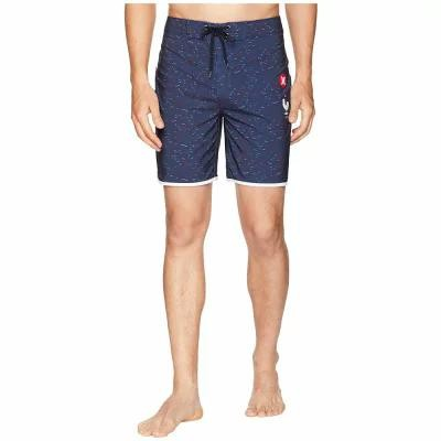 ハーレー Hurley 海パン Phantom France National Team Boardshorts Obsidian