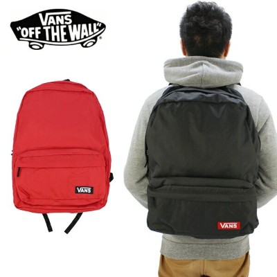 342c42c53a5d ポイント10倍バンズ(VANS) Square Patch Day Packリュックサック/バックパック/デイバッグ[DD]