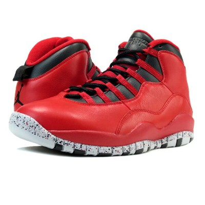 【送料無料】NIKE AIR JORDAN 10 RETRO 30TH 【BULLS OVER BROADWAY】 ナイキ エア ジョーダン 10 レトロ 30TH GYM RED/BLACK...