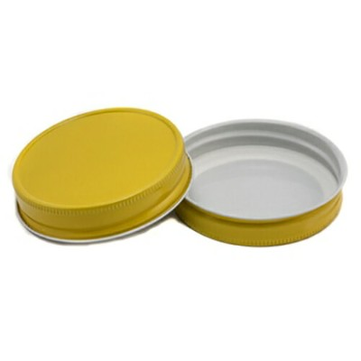 [SUPER PRICE] Yellow Regular Mouth Complete Lid レギュラーマウス用 フタ 黄色 1個