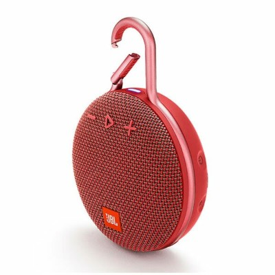 JBLCLIP3RED JBL 防水対応Bluetoothコンパクトワイヤレススピーカー(レッド) JBL CLIP 3(クリップ3)